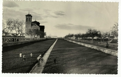 Consuegra. Cauce del río Amarguillo. 1963 (P-147)