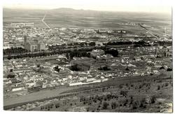 Consuegra. Vista panorámica parcial. 1958 (P-165)