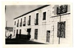 Cuerva. Calle Agustín Martín Esperanza. Hacia 1959 (P-203)