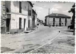 Domingo Pérez. Calle de José Antonio. 1959 (P-206)
