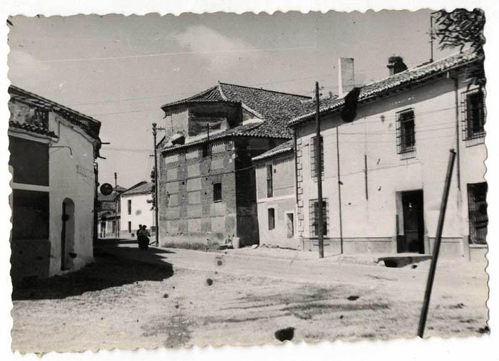 Domingo Pérez. Plaza de los Mártires. 1959 (P-207)