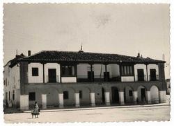 Dosbarrios. Casa Ayuntamiento. 1959 (P-210)