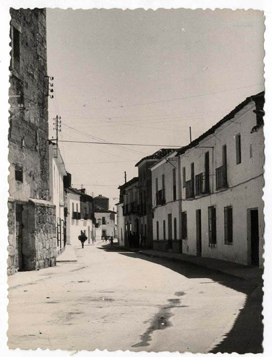 Dosbarrios. Calle de Fray José Moya. 1959 (P-215)