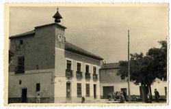 El Romeral. Casa Ayuntamiento. 1960 (P-247)