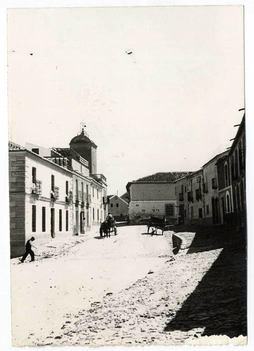 Escalonilla. Calle de las Escuelas. 1959 (P-288)