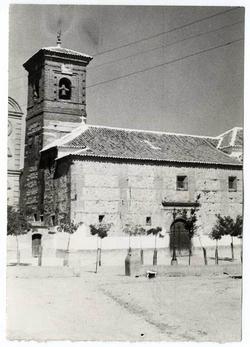 Escalonilla. Iglesia  Santa María Magdalena. 1959 (P-289)