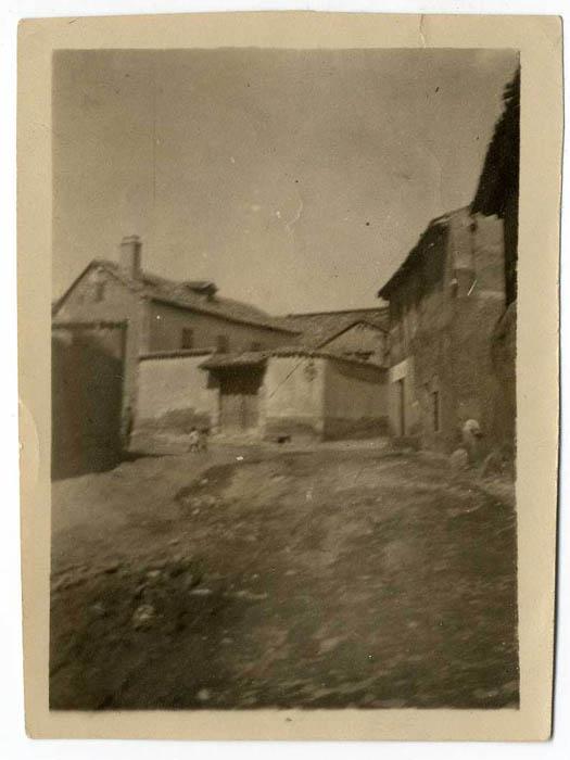 Esquivias. Casa de Cervantes. 1959 (P-295)