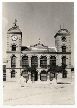 Escalonilla. Casa Ayuntamiento. 1959 (P-287)