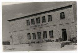Esquivias. Escuelas Miguel de Cervantes. 1956 (P-293)