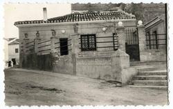 Esquivias. Casa parroquial. Hacia 1960 (P-300)