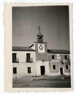 Gamonal. Talavera de la Reina. Ayuntamiento. 1959 (P-273)
