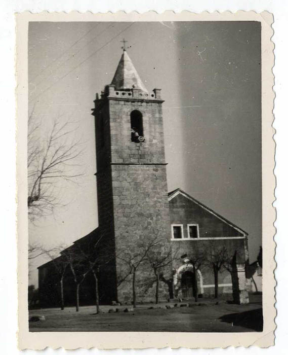 Gamonal. Talavera de la Reina. Iglesia. 1959 (P-274)