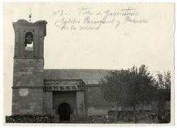 Garciotum. Iglesia Santa María Magdalena. 1959 (P-310)