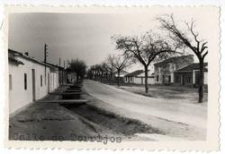 Gerindote. Calle de Torrijos. Hacia 1960 (P-311)