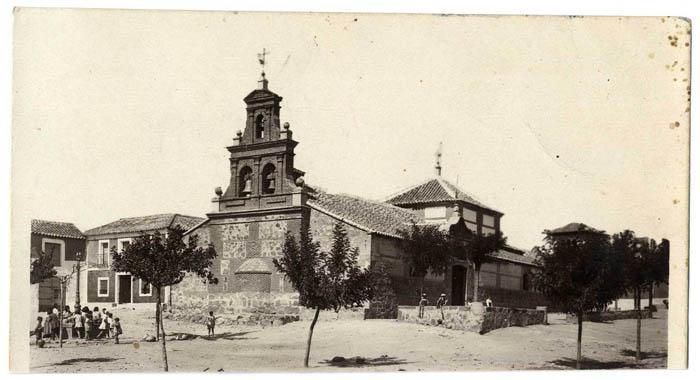 Guadamur. Iglesia de Santa María Magdalena.1959 (P-321)