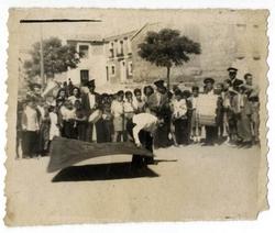 Guadamur. Baile típico de la bandera. 1945 (P-323)