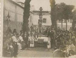 Guadamur. Ofrecimiento Santo Cristo Piedad. 1945 (P-324)