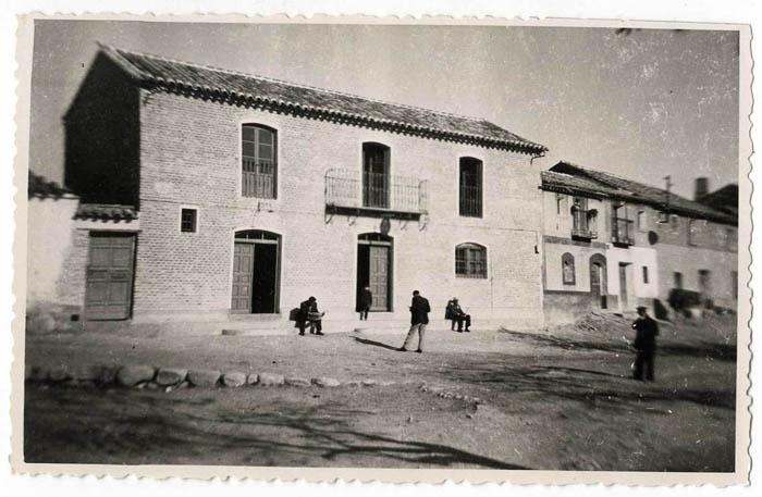 Hormigos. Casa Ayuntamiento. 1959 (P-339)