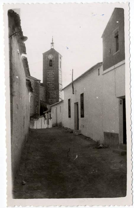 Huecas. Calle del Perdón. 1959 (P-344)