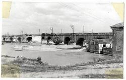 La Puebla de Montalbán. Puente Contadero. 1960 (P-393)