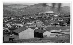 Los Navalucillos. Vista panorámica parcial. 1959 (P-469)