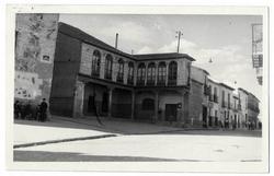 Los Yébenes. Casa Ayuntamiento. 1960 (P-902)