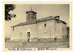 Las Ventas de Retamosa. Iglesia. 1960 (P-1510)