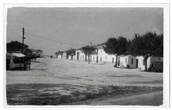 Las Ventas de San Julián. Calle Generalísimo. 1960 (P-1513 )