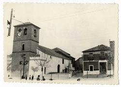 Lucillos. Iglesia Ntra. Sra. de la Asunción. 1959 (P-2650)
