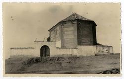 La Mata. Ermita de San Pedro. Hacia 1957 (P-353)