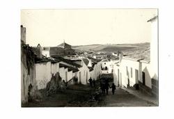 La Puebla de Montalbán. Calle de los Linajes 1970 (P-380)