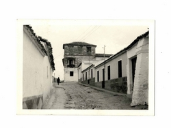 La Puebla de Montalbán. Calle de la Atalfa. 1970 (P-382)