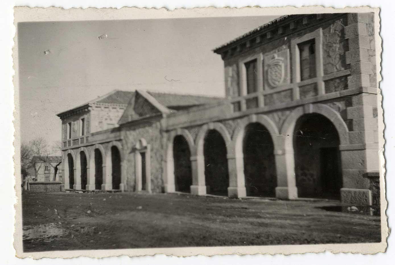 Las Ventas con Peña Aguilera. Escuelas. 1960 (P-1449)