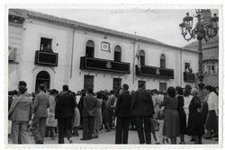 Méntrida. Casa Ayuntamiento. Hacia 1960 (P-523)