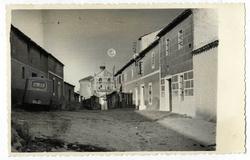 Montearagón. Calle Ramón y Cajal. 1959 (P-546)