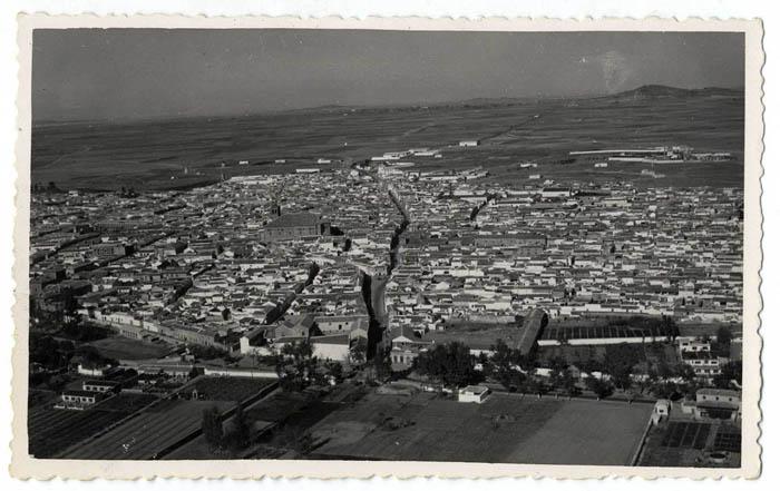 Madridejos. Vista panorámica.  1959 (P-2657)