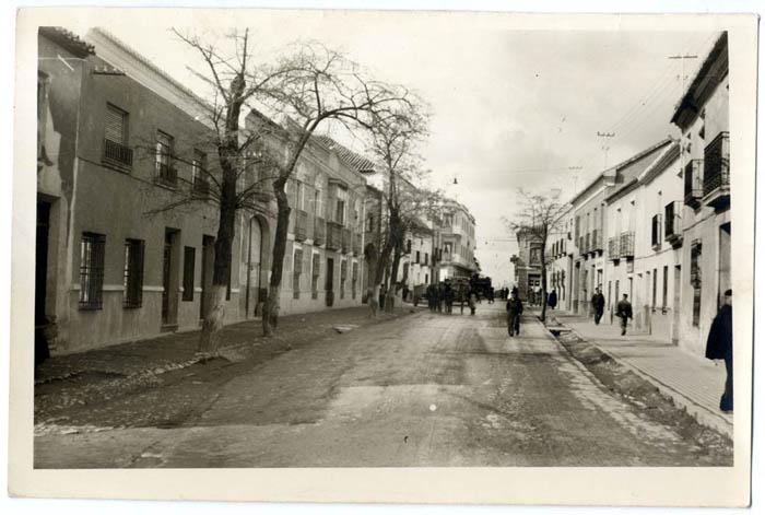 Madridejos. Calle del Teniente Infantes 1959 (P-2661)