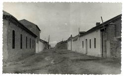 Malpica de Tajo. Calle Marqués de Povar. 1959 (P-2675)
