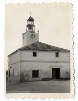 Mazarambroz. Casa Ayuntamiento. 1959 (P-2691)