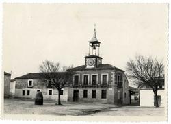Mejorada. Casa Ayuntamiento. 1959 (P-2697)