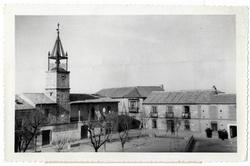 Menasalbas. Casa Ayuntamiento. 1959 (P-2702)