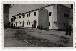 Mocejón. Viviendas en la calle Silvano Cirujano.1959 (P-527)