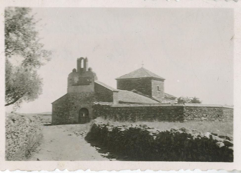 Mohedas de la Jara. Ermita del Prado. 1959 (P-532)