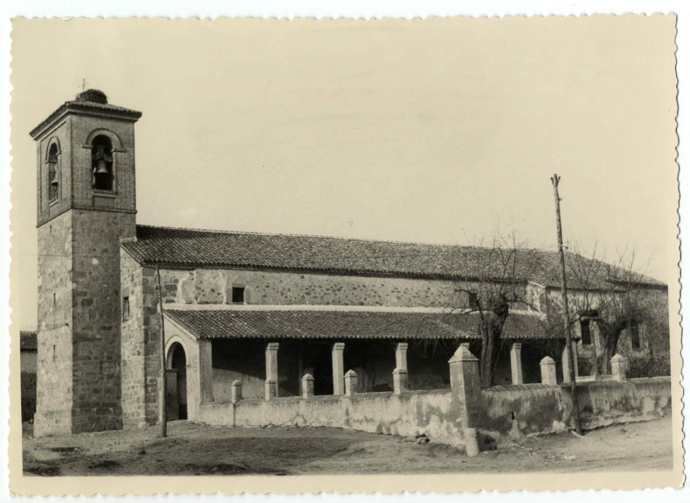 Mejorada. Iglesia de Ntra. Sra. de la Asunción.1959 (P-2699)