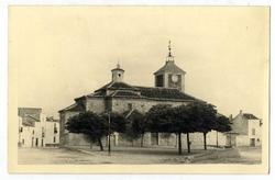 Noblejas. Ermita de la Magdalena. 1959 (P-592)