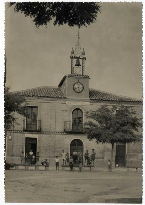 Numancia de la Sagra. Casa Ayuntamiento. 1959 (P-607)