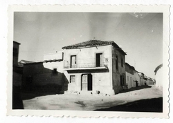 Nuño Gómez. Casa Ayuntamiento. 1960 (P-615)