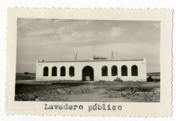 Numancia de la Sagra. Lavadero público. 1959 (P-609)