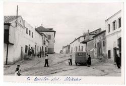 Pantoja. Calle del Alcázar. 1960 (P-717)