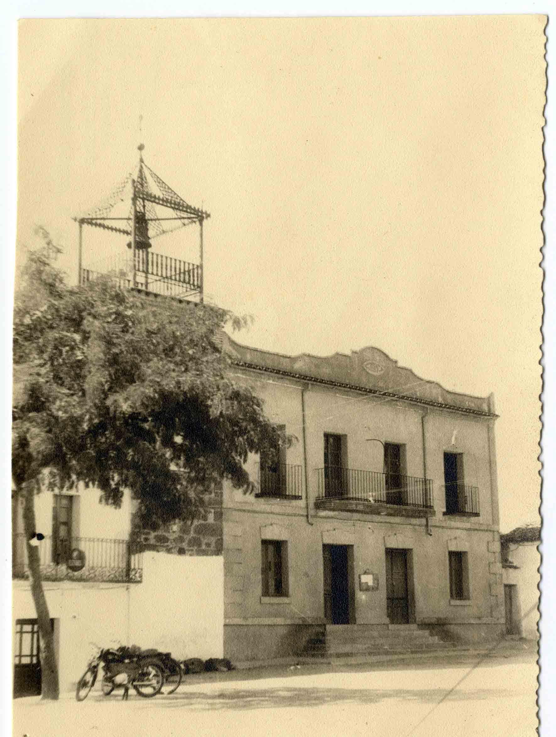 Parrillas. Casa Ayuntamiento. 1960 (P-723)
